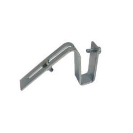 Suporte zincado para fixação telha 20mm para suportes First
