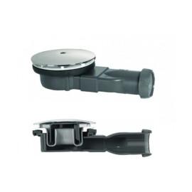 Válvula duche sifonada SLIM 90 mm (débito 24 l/min)Wirquin