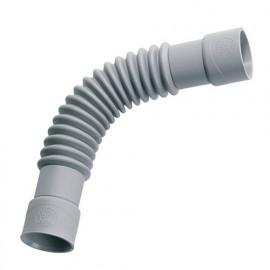 Curva mágica 50 mm UNI ligação esgoto Wirquin