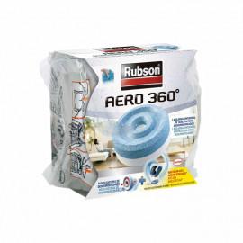 Rubson recarga desumidificador Aero360 450g