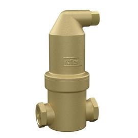 Separador micro bolhas Exair A bronze1''1/2,110ºC,10bar, 9251040 Reflex